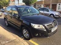 VW Tiguan in good condition!