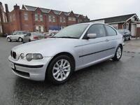 2003 BMW 3 Series 1.8 316ti ES Compact 3dr