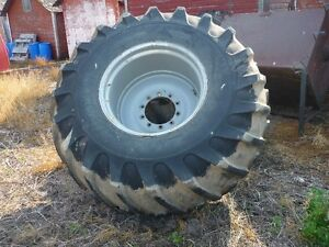Combine Tires