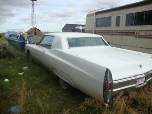 1968 CADILLAC CALAIS FOR SALE TO RIGHT OWNER