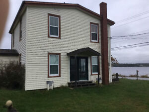 South shore waterfront rental.