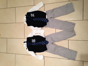 2 Immaculate heart of Mary uniforms size 4t