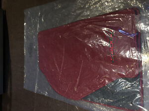 Genuine Honda S2000 Real Red Floor Mats BRAND NEW IN THE WRAPPER