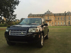"""""""SOLD"""" LHD Land Rover Freelander 2 2.2Td4 auto 2007MY HSE LEFT HAND DRIVE"""