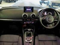 2015 Audi A3 1.6 TDI 110 Sport 5dr [Nav] Hatchback Diesel Manual