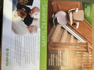 Savaria K2 Stairlift MINT CONDITION Oakville / Halton Region Toronto (GTA) image 3