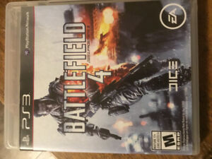 Battlefield 4 Game $20 firm only played 3-4 times