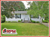 FURNISHED 3BR RANCHER, FAMILY-FRIENDLY PARKDALE Charlottetown Prince Edward Island Preview