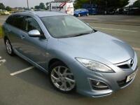 2011 Mazda Mazda6 2.2D ( 180ps ) Sport estate only 79113 miles shrewsbury