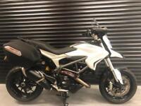 15MY Ducati Hyperstrada 821 ABS/TC (HyperMotard) *Ducati Soft Panniers*