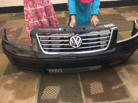VW Sharan front bumper