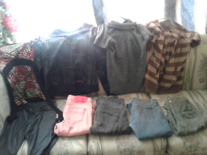 Ladies Medium Clothing Lot- now make any offers
