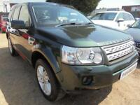 2012 12 LAND ROVER FREELANDER 2.2 SD4 HSE 5DR AUTO 190 BHP FINANCE WITH NO DEPOS