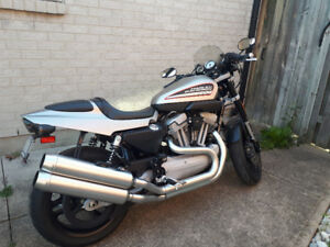 RARE LOW KM(6611)2009 Harley Davidson XR1200 Excellent Condition