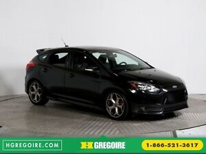 2014 Ford Focus ST TURBO CUIR TOIT NAVIGATION