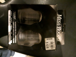 NEW Mesa BOOGIE 6L6 Matched pair of Vacuum tubes - Lampes