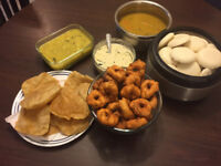 Indian home food