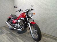 MOTO GUZZI NEVADA 750 CLASSIC - ONLY 9872 MILES - DATATOOL ALARM