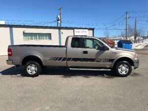 Ford f-150 4x4 boite 8 pieds