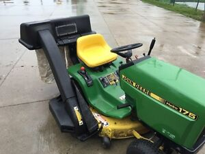 John Deere Lx Kijiji Free Classifieds In Ontario Find