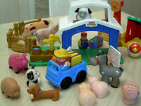 Fisher-Price Piggy Ranch