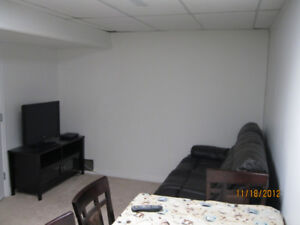 2 BDR FURNISHED BASEMENT-1499$-UTILITIES/WIFI/TELUS INCLUDED