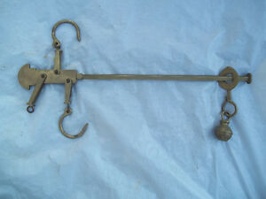 Brass Hand Scales