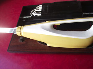 couteau électrique