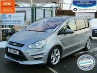 Ford S-MAX 2.0TDCi Titanium X Sport 7 SEATER**PAN ROOF**FORD S.HISTORY**