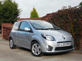 Renault Twingo 1.2 GT Silver 3dr - Just 20000 miles, Full History, Great Spec!