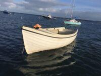 16ft Orkney fastliner not longliner hull boat