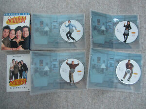 Seinfeld on DVD - Complete Series Kitchener / Waterloo Kitchener Area image 2