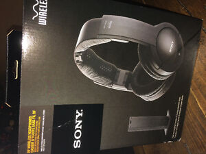 Sony Witeless Headphones
