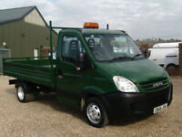 Iveco Daily 35C12 DROPSIDE TIPPER WELL MAINTAINED