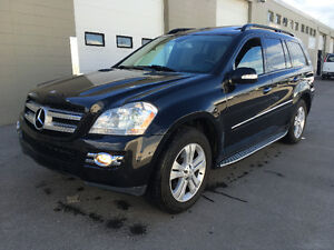 2008 Mercedes Benz GL450 Extra Clean 136.KM only DVD