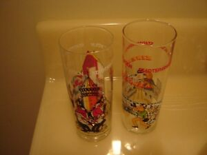 COLLECTOR'S HOLLY HOBBIE XMAS COKE GLASSES & 2 OTHERS London Ontario image 4