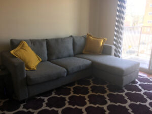 Furniture SALE! (Mostly new! - Bought last October!)