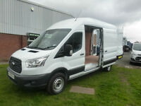 2014 14 Ford Transit 2.2TDCi RWD 350 L3H3, EXTRA HIGH ROOF, NEW SHAPE