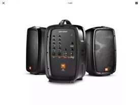 JBL EON206 Pa System great for small venue ,studio ect