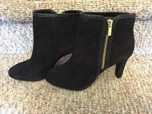 New! Anne Klein suede boots size 7.5 Just reduced!! Kitchener / Waterloo Kitchener Area image 3