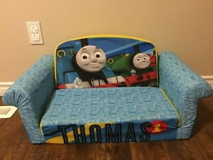 Thomas & Friends Flip Open Sofa for Toddlers