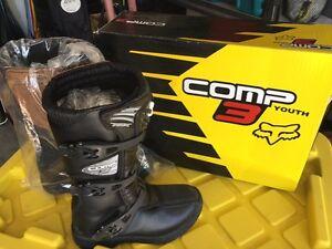 Boots motor cross