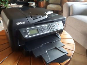 Epson WF-2750, Color Ink jet, Scan, Copy and Fax