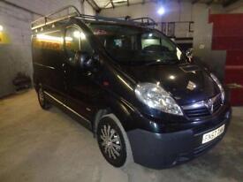2007 Vauxhall Vivaro 2.5CDTI [146PS] Van 2.9t 5 door Panel Van