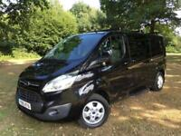 Ford Transit Custom 2.2TDCi ( 155PS ) LWB L2H1 Double Cab-in-Van 310 2015