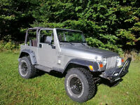 1998 Jeep TJ wrangler-- swap or trade only