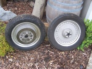 For Sale Harley Davidson wheels and tires
