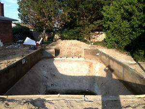 Swimming pool liners and installation London Ontario image 3