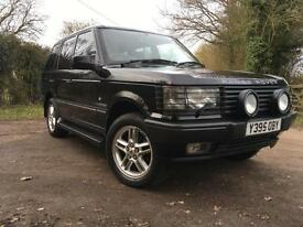 Land Rover Range Rover VOGUE 4.6 HSE V8 AUTOMATIC