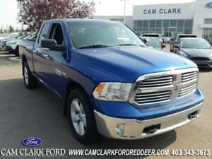 2015 Ram 1500 SLT  Cloth Seating New Tires